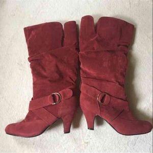 Rue21 High Heeled Boots